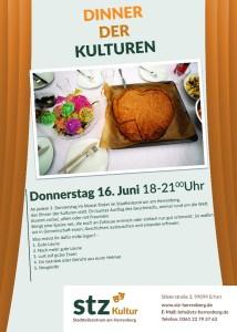 stz_plakat_A4_Dinner.der.Kulturen_06.2016