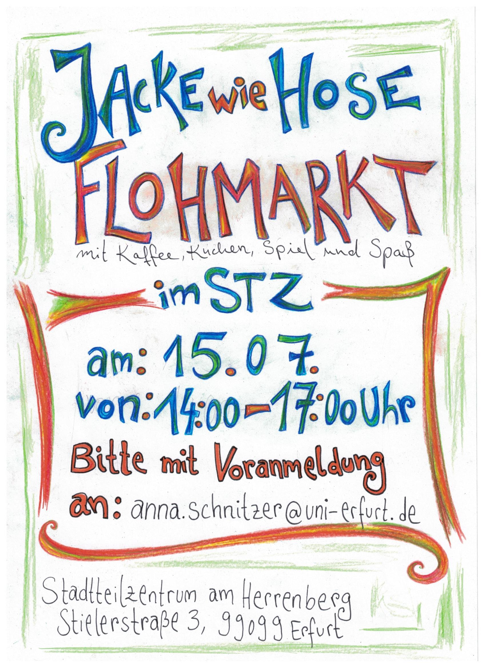 Flohmarkt Herrenberg